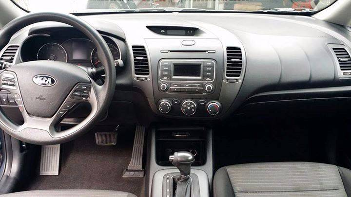 2015 Kia Forte LX 4dr Sedan 6A - Tulsa OK