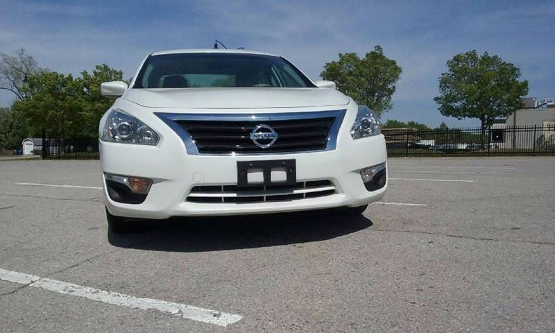 2014 Nissan Altima 2.5 SL 4dr Sedan - Tulsa OK