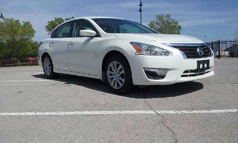 2014 Nissan Altima for sale in Tulsa, OK