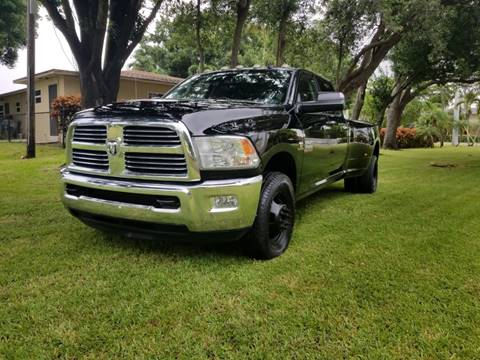 2014 RAM Ram Pickup 3500 for sale at Top Trucks Motors in Pompano Beach FL