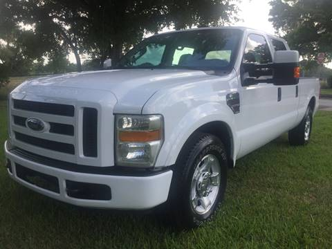 2008 Ford F-250 Super Duty for sale at Top Trucks Motors in Pompano Beach FL