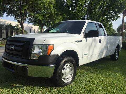 2012 Ford F-150 for sale at Top Trucks Motors in Pompano Beach FL