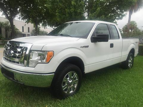 2009 Ford F-150 for sale at Top Trucks Motors in Pompano Beach FL