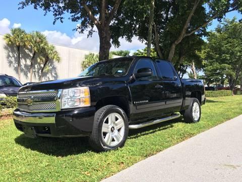 2008 Chevrolet Silverado 1500 for sale at Top Trucks Motors in Pompano Beach FL