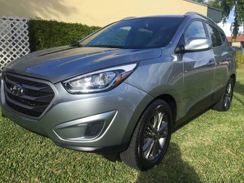 2015 Hyundai Tucson for sale at Top Trucks Motors in Pompano Beach FL
