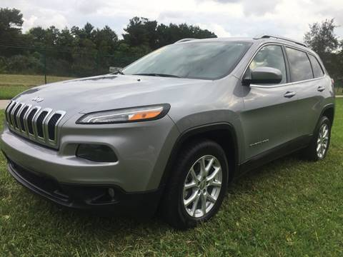 2014 Jeep Cherokee for sale at Top Trucks Motors in Pompano Beach FL