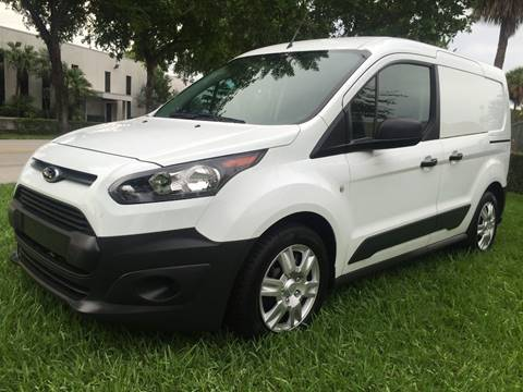 2014 Ford Transit Connect Cargo for sale at Top Trucks Motors in Pompano Beach FL