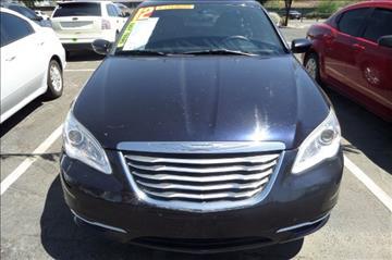 2012 Chrysler 200 for sale in Glendale, AZ