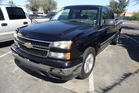 2007 Chevrolet Silverado 1500 Classic for sale in Glendale, AZ