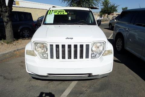 2011 Jeep Liberty for sale in Glendale, AZ