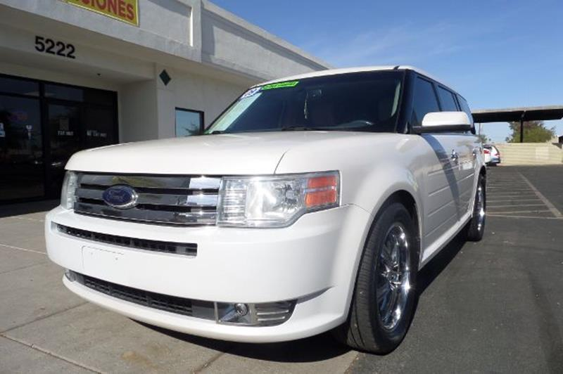 Ford Flex 2009 SEL Crossover 4dr
