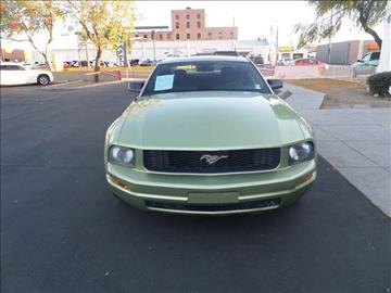 2005 Ford Mustang for sale in Glendale, AZ