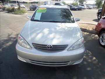 2002 Toyota Camry for sale in Glendale, AZ