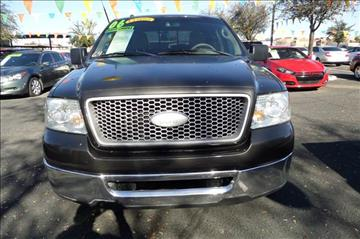 2006 Ford F-150 for sale in Glendale, AZ