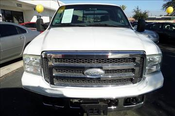 2005 Ford F-250 Super Duty for sale in Glendale, AZ