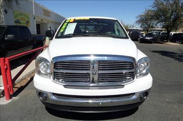 2008 Dodge Ram Pickup 1500 for sale in Glendale, AZ