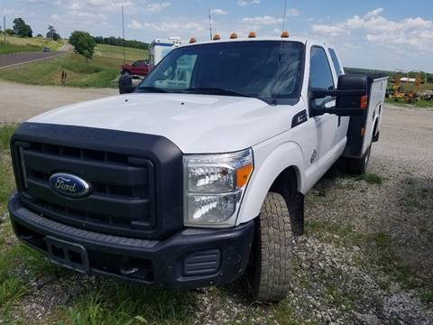 2011 Ford F-350 Super Duty for sale in Mc Louth, KS