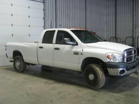 2007 Dodge Ram Pickup 3500 for sale in Mc Louth, KS
