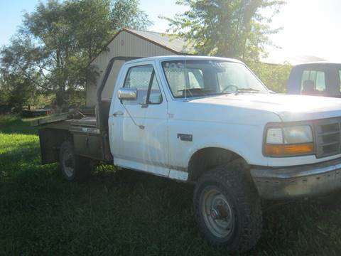 1993 Ford F-250 for sale in Mc Louth, KS