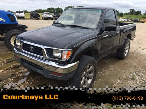 1996 Toyota Tacoma for sale at Courtneys LLC in Mc Louth KS