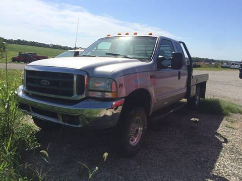 2002 Ford F-350 Super Duty for sale in Mc Louth, KS