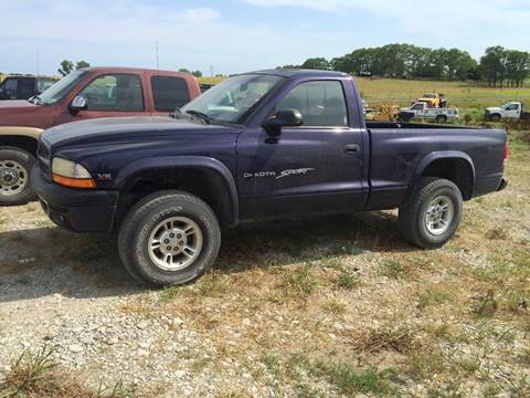 1999 Dodge Dakota for sale in Mc Louth, KS