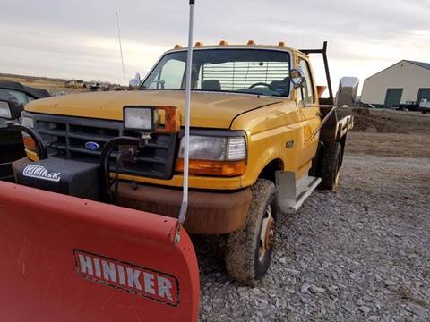 1994 Ford F-350 for sale in Mc Louth, KS