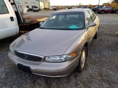 2001 Buick Century for sale in Mc Louth, KS