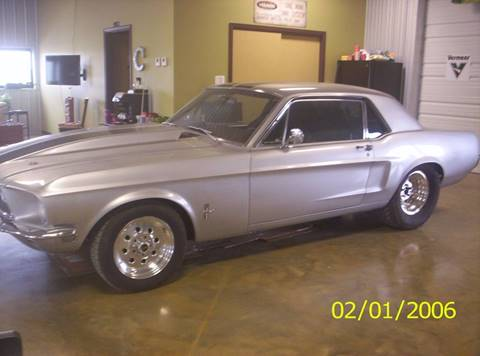 1968 Ford Mustang for sale in Mc Louth, KS