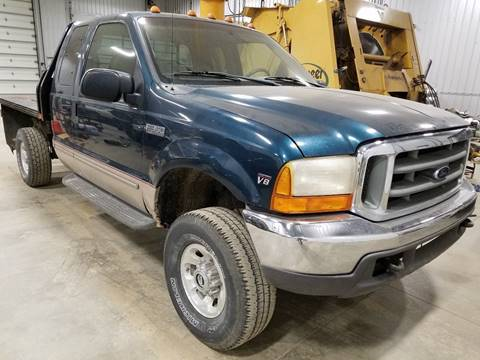 1999 Ford F-350 Super Duty for sale in Mc Louth, KS