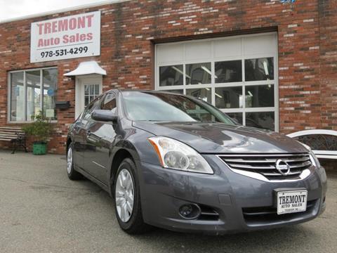 2012 Nissan Altima for sale in Peabody, MA