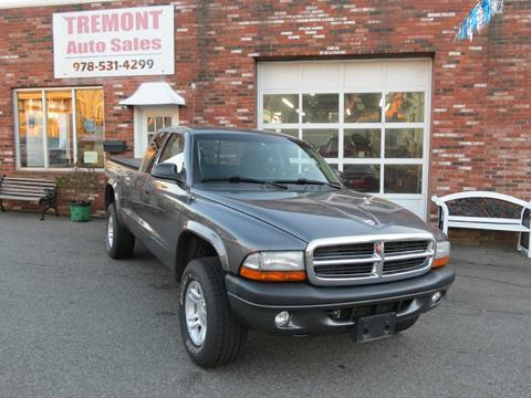 2004 Dodge Dakota for sale in Peabody, MA