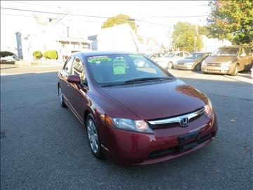 2008 Honda Civic for sale in Peabody, MA
