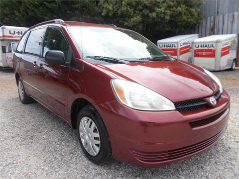 2005 Toyota Sienna for sale in Statesville, NC