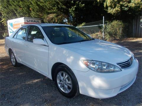 2005 Toyota Camry for sale in Statesville, NC