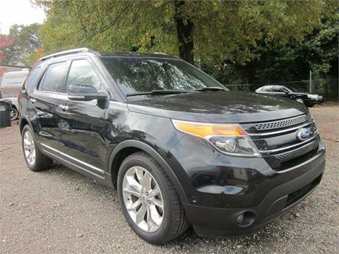 2013 Ford Explorer for sale in Statesville, NC