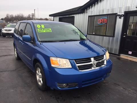 2008 Dodge Grand Caravan for sale in Pontiac, MI