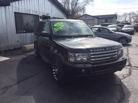 2006 Land Rover Range Rover Sport for sale in Pontiac, MI