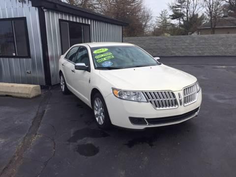 2012 Lincoln MKZ for sale in Pontiac, MI