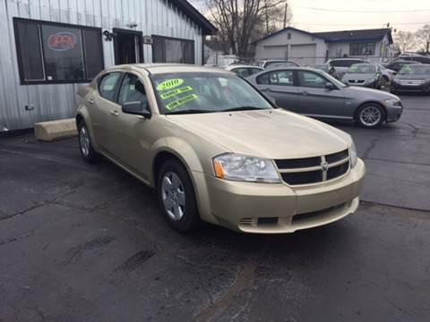 2010 Dodge Avenger for sale in Pontiac, MI