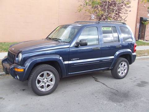 2004 Jeep Liberty for sale in Bronx, NY