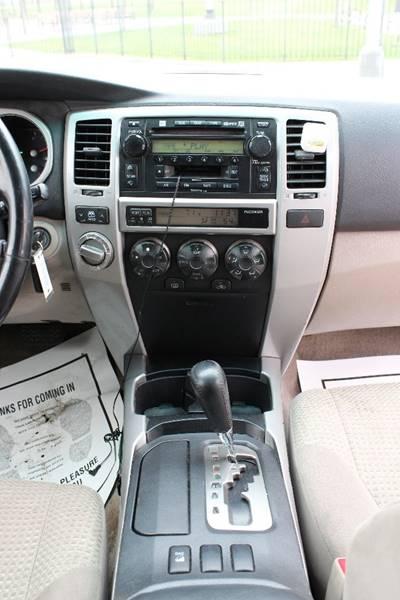 2003 Toyota 4Runner SR5 4WD 4dr SUV - Bronx NY