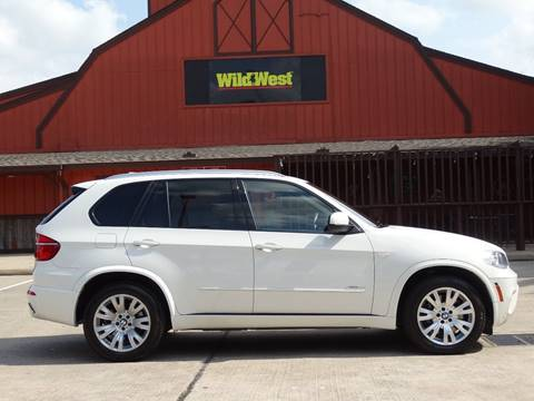 2013 BMW X5 for sale at Westside Hummer Inc. in Houston TX