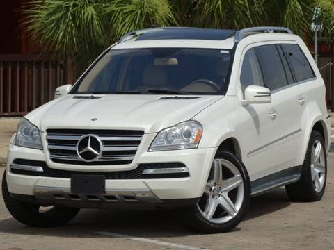 2011 Mercedes-Benz GL-Class for sale at Westside Hummer Inc. in Houston TX