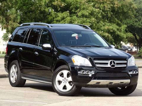 2010 Mercedes-Benz GL-Class for sale at Westside Hummer Inc. in Houston TX