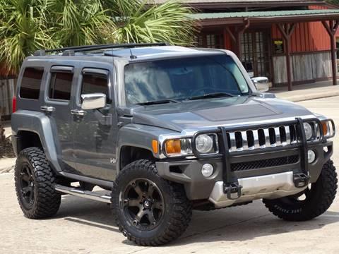 2008 HUMMER H3 for sale at Westside Hummer Inc. in Houston TX