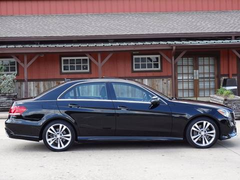 2014 Mercedes-Benz E-Class for sale at Westside Hummer Inc. in Houston TX