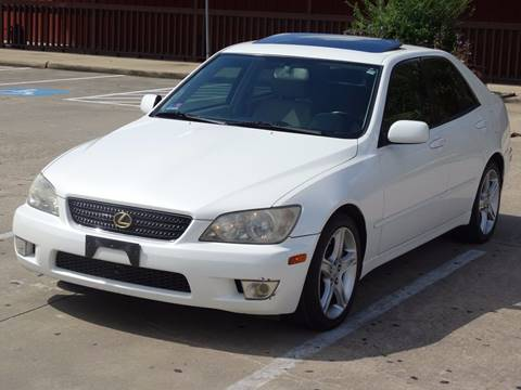 2003 Lexus IS 300 for sale in Houston, TX
