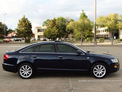 2005 Audi A6 for sale at Westside Hummer Inc. in Houston TX
