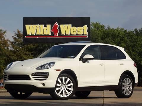 2011 Porsche Cayenne for sale at Westside Hummer Inc. in Houston TX